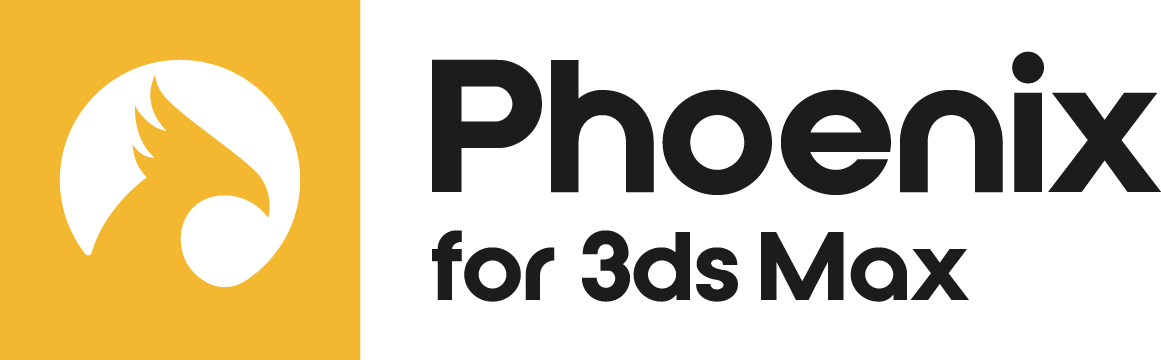 Phoenix for 3ds Max logo